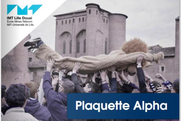 plaquette alpha